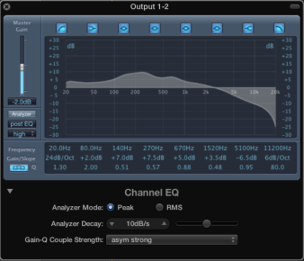 Graphic EQ